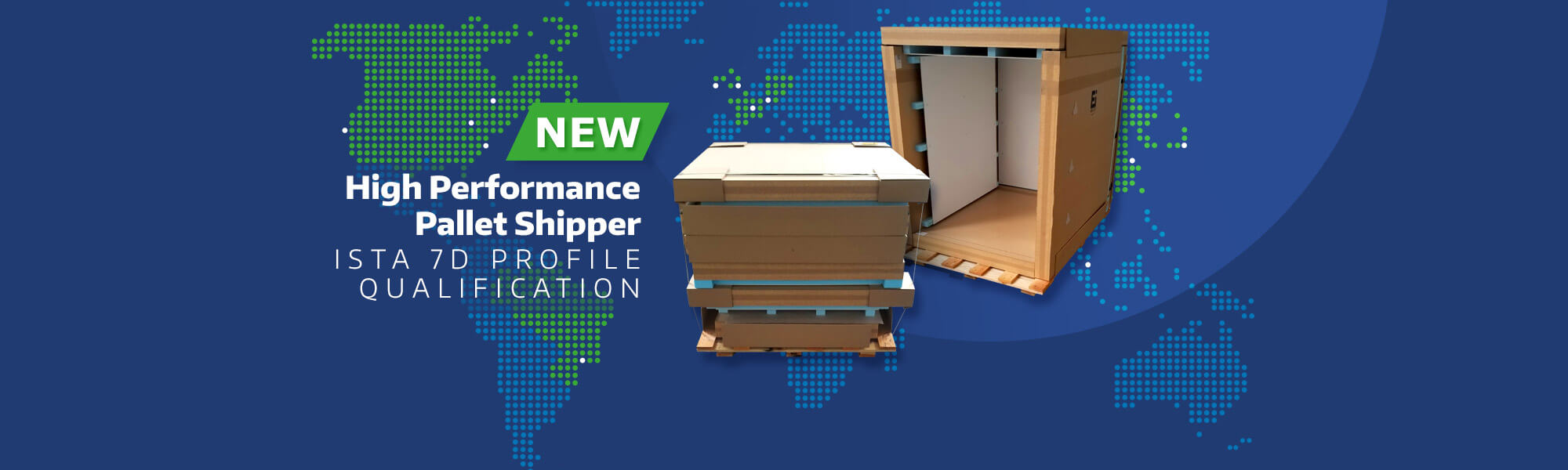 New: in replacement of active shipper