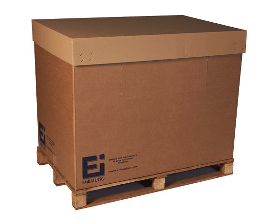 High Performance Box Pallet